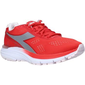 Schoenen Dames Lage sneakers Diadora 101175619 Rood