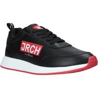 Schoenen Heren Lage sneakers John Richmond 10131/CP B Zwart