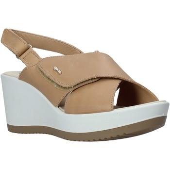 Schoenen Dames Sandalen / Open schoenen IgI&CO 5179611 Beige
