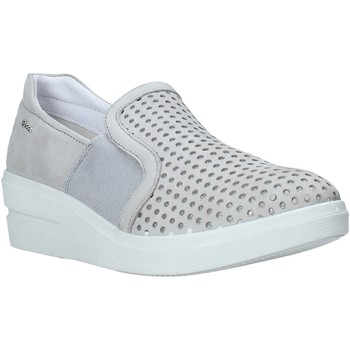 Schoenen Dames Mocassins IgI&CO 5153055 Grijs