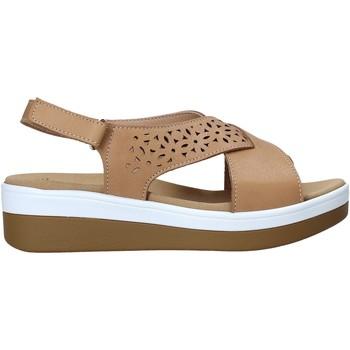 Schoenen Dames Sandalen / Open schoenen Susimoda 2011 Bruin