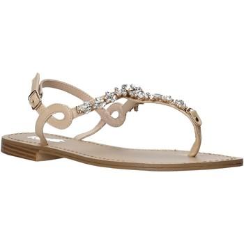 Schoenen Dames Sandalen / Open schoenen Keys K-5100 Beige