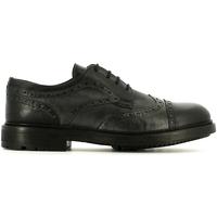 Schoenen Heren Derby Rogers 3089 Zwart