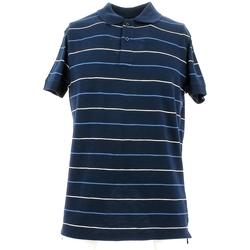Textiel Heren Polo's korte mouwen City Wear THMR5171 Blauw