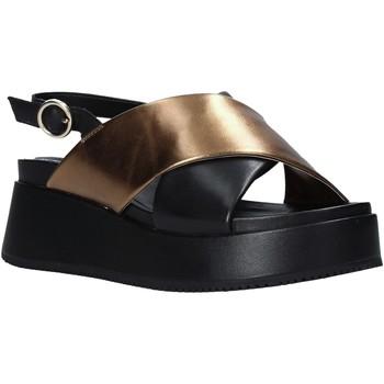 Schoenen Dames Sandalen / Open schoenen Apepazza S1ZAFIRA02/LEA Zwart