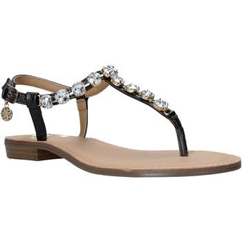 Schoenen Dames Sandalen / Open schoenen Gold&gold A21 GL618 Zwart