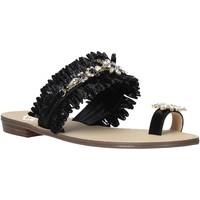 Schoenen Dames Sandalen / Open schoenen Gold&gold A21 GL613 Zwart