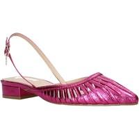 Schoenen Dames Ballerina's Gold&gold A21 GP16 Roze