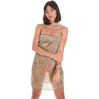 Textiel Dames Korte jurken Me Fui M20-0456X2 Geel