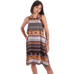 Textiel Dames Tunieken Me Fui M20-0081X1 Bruin