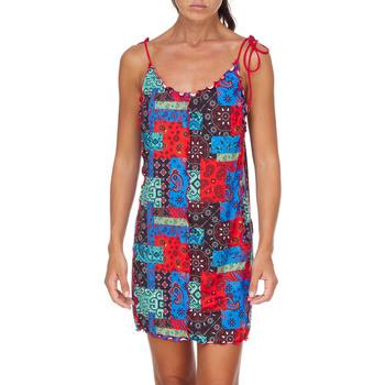 Textiel Dames Korte jurken Me Fui M20-0361X1 Rood
