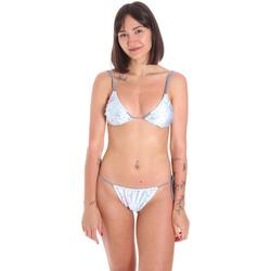 Textiel Dames Bikini's Me Fui M20-1012X1 Blauw