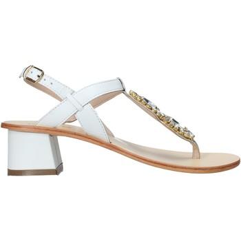 Schoenen Dames Sandalen / Open schoenen Keys K-5170 Wit