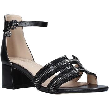 Schoenen Dames Sandalen / Open schoenen Gold&gold A21 GD319 Zwart