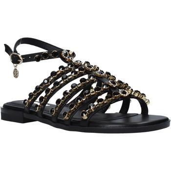 Schoenen Dames Sandalen / Open schoenen Gold&gold A21 GJ565 Zwart