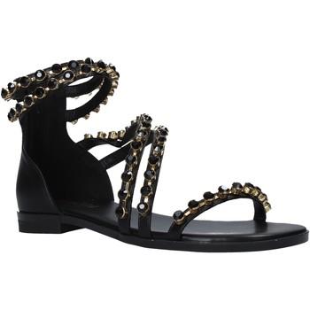 Schoenen Dames Sandalen / Open schoenen Gold&gold A21 GJ566 Zwart