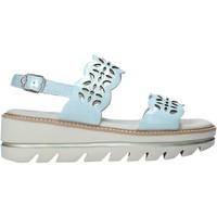 Schoenen Dames Sandalen / Open schoenen CallagHan 22720 Groen