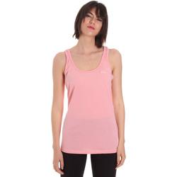Textiel Dames Mouwloze tops Diadora 102175885 Roze