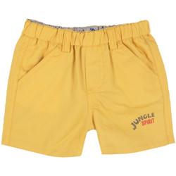 Textiel Jongens Korte broeken / Bermuda's Chicco 09052637000000 Geel