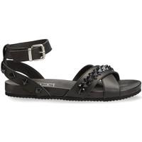Schoenen Dames Sandalen / Open schoenen Cult CLW327800 Zwart