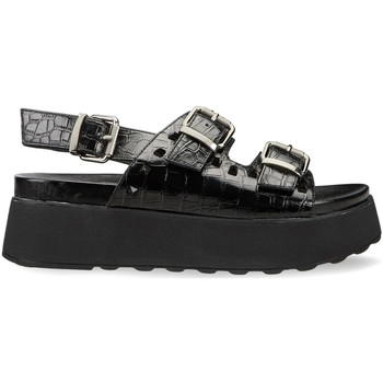 Schoenen Dames Sandalen / Open schoenen Cult CLW327301 Zwart