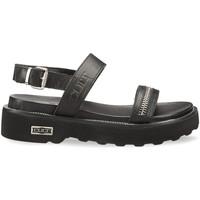 Schoenen Dames Sandalen / Open schoenen Cult CLW328700 Zwart
