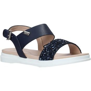 Schoenen Meisjes Sandalen / Open schoenen Miss Sixty S21-S00MS963 Blauw