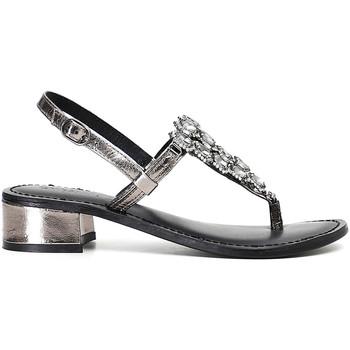 Schoenen Dames Sandalen / Open schoenen Café Noir XB1120 Zwart