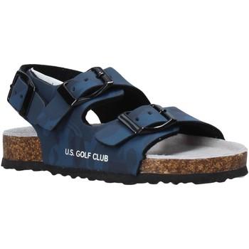 Schoenen Kinderen Sandalen / Open schoenen U.s. Golf S21-S00UK861 Blauw