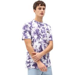 Textiel Heren T-shirts korte mouwen Dickies DK0A4X9PB651 Paars