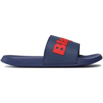 Schoenen Heren Slippers Blauer S1JAY01/PUC Blauw