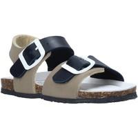 Schoenen Kinderen Sandalen / Open schoenen Bionatura LUCA Blauw