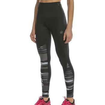 Textiel Dames Leggings Asics  Zwart