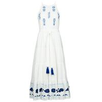 Textiel Dames Lange jurken Desigual MEMPHIS Multicolour