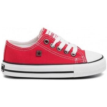 Schoenen Kinderen Lage sneakers Big Star FF374201 Rouge