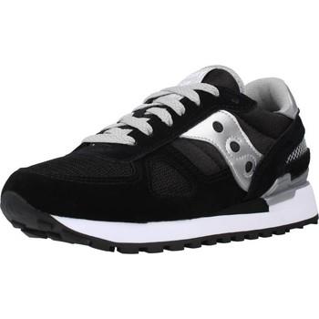 Schoenen Dames Lage sneakers Saucony SHADOW ORIGINAL Zwart