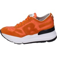 Schoenen Dames Lage sneakers Rucoline BH360 Orange