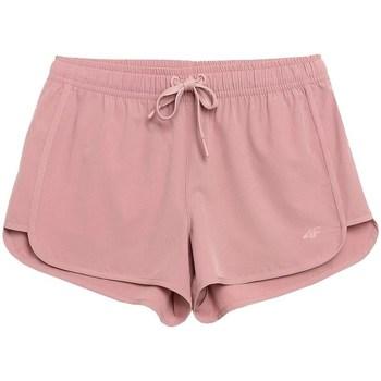 Textiel Dames Korte broeken / Bermuda's 4F SKDT001 Rose