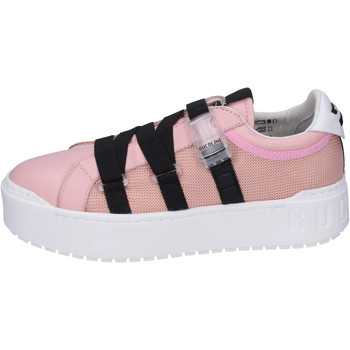 Schoenen Dames Lage sneakers Rucoline BH365 Rose