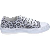 Schoenen Dames Sneakers Rucoline BH371 Gris