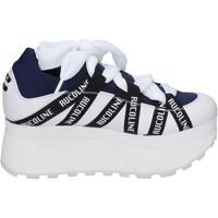 Schoenen Dames Lage sneakers Rucoline BH374 Bleu