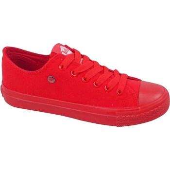Schoenen Dames Lage sneakers Lee Cooper LCWL2031046 Rouge