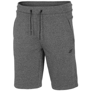Textiel Heren Korte broeken / Bermuda's 4F SKMD014 Gris