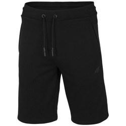 Textiel Heren Korte broeken / Bermuda's 4F SKMD014 Noir