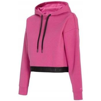 Textiel Dames Sweaters / Sweatshirts 4F BLD011 Rose