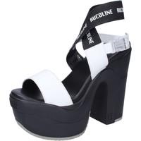 Schoenen Dames Sandalen / Open schoenen Rucoline BH385 Blanc