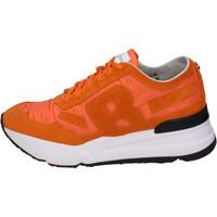 Schoenen Heren Lage sneakers Rucoline BH388 Orange