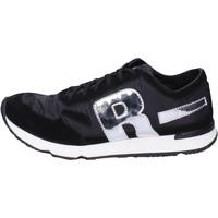 Schoenen Heren Lage sneakers Rucoline BH395 Noir