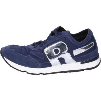 Schoenen Heren Lage sneakers Rucoline BH396 Bleu