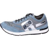 Schoenen Heren Lage sneakers Rucoline BH397 Bleu